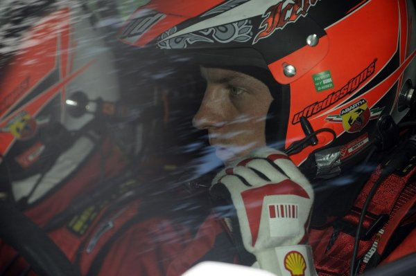 Kimi's Rally Finland Experience - News, Results, Quotes & Videos