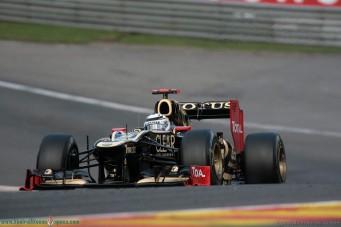 Belgian Grand Prix, Spa-Francorchamps 30 August - 02 September 2
