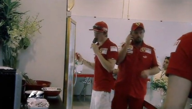 Why Kimi Ate That Ice Cream Krs