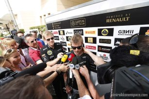 2013 Bahrain Grand Prix - Thursday