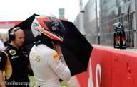 Helmet on...