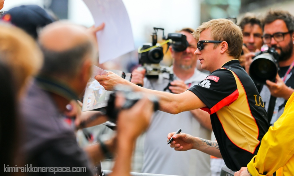 Q&A: Kimi answers the fans