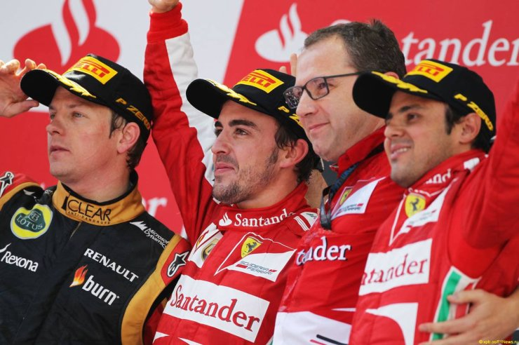 Motor Racing - Formula One World Championship - Spanish Grand Prix - Race Day - Barcelona, Spain