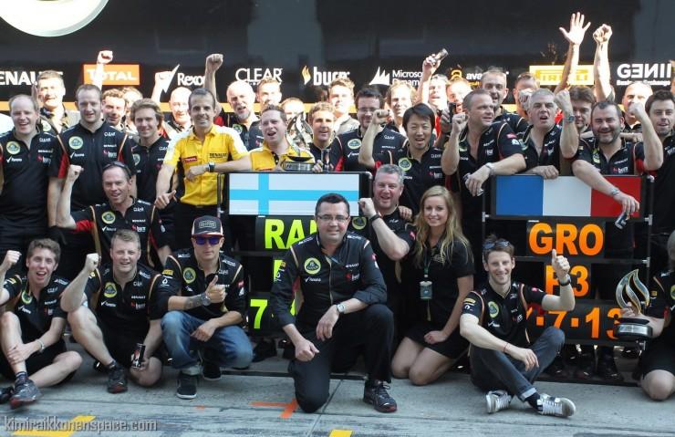 German Grand Prix, Nurburgring 4-7 July 2013