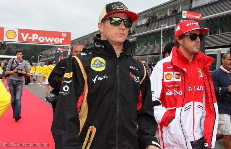 Belgian Grand Prix, Spa 22-25 August 2013