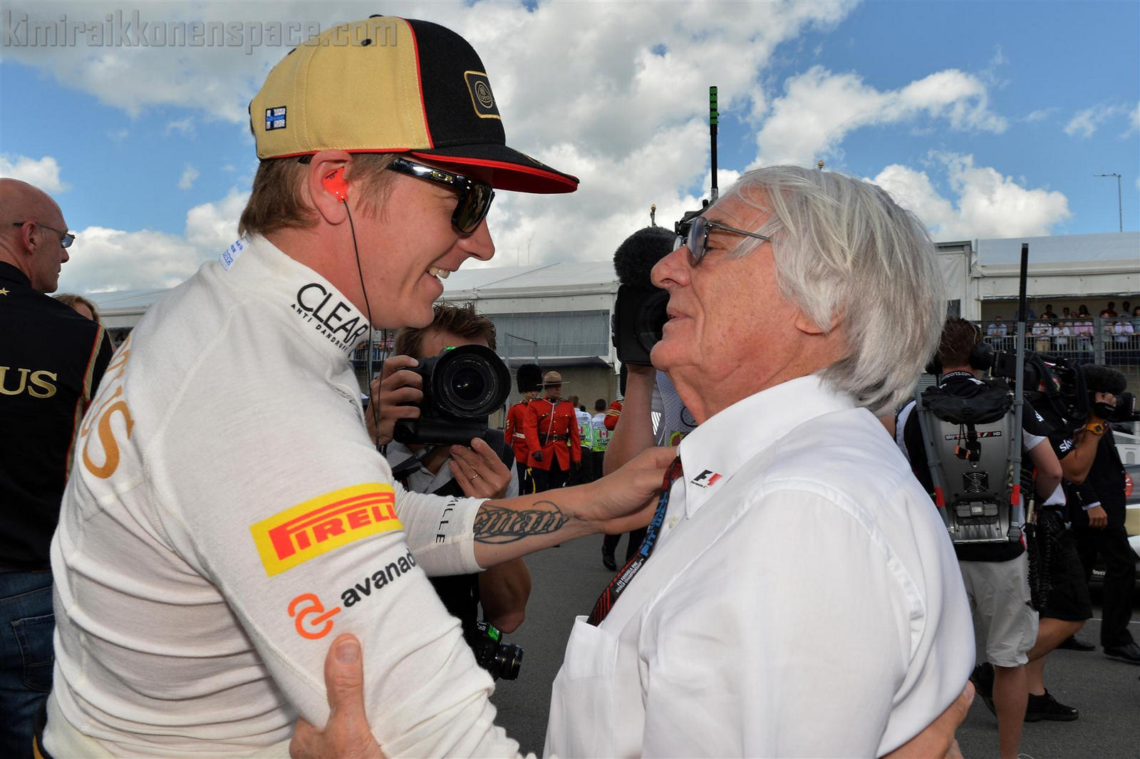 """Charlie Whiting Wallpaper: Ecclestone: """"Kimi The Star Driver"""" In Official F1 Season"""