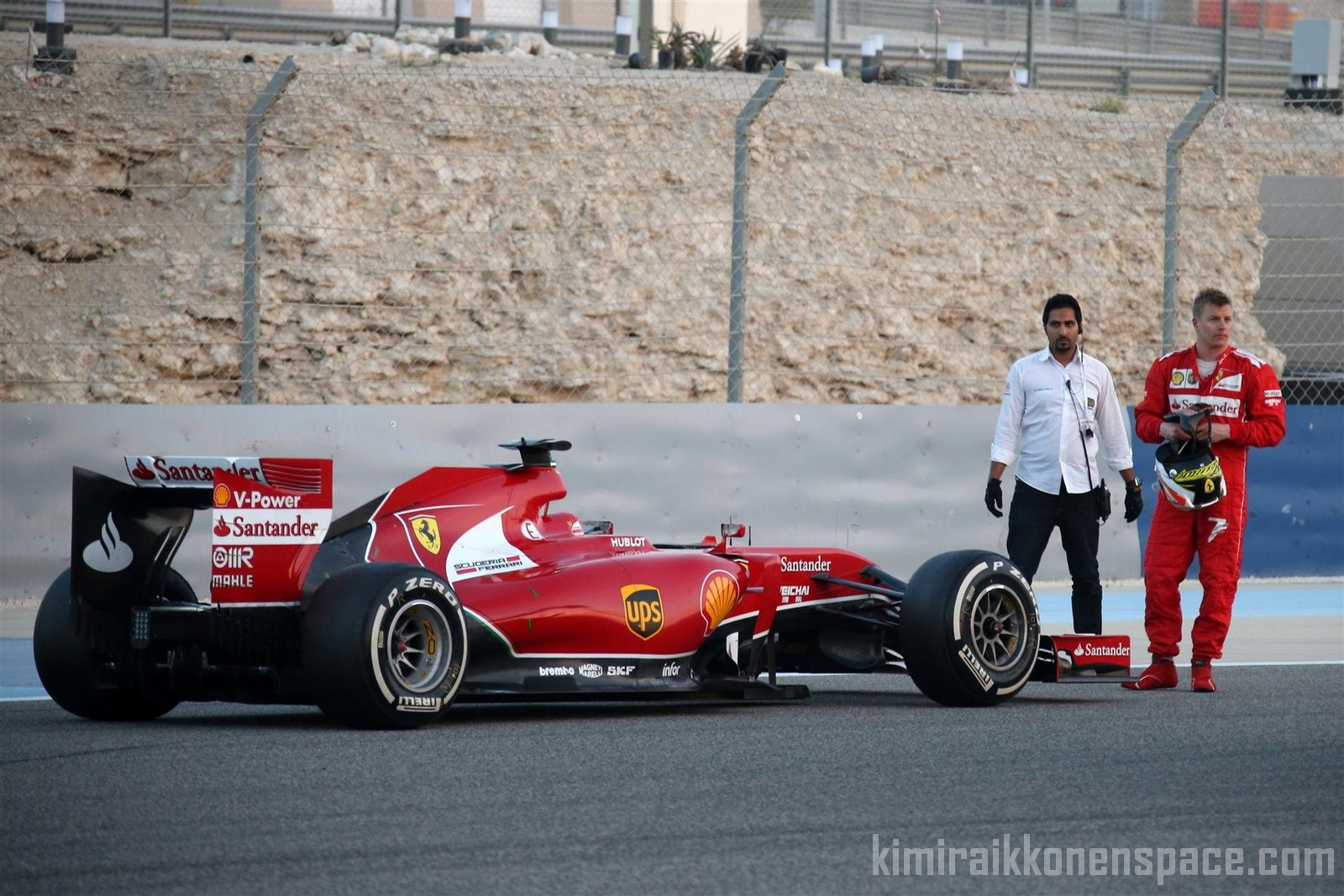 Kevin Henkes Quote Today Was A Difficult Day Tomorrow: KIMI RÄIKKÖNEN SPACE