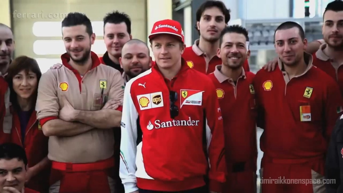 Is Raikkonen a changed man?