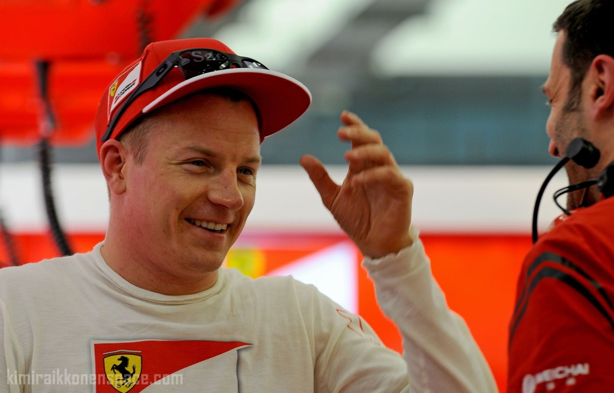 "KIMI ON MELBOURNE: ""WINNING ALWAYS FEELS GREAT"""