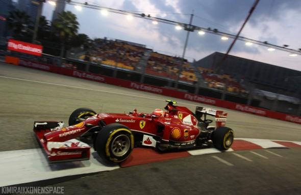 Singapore Grand Prix 18-21 September 2014