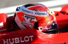 Motor Racing - Formula One World Championship - Russian Grand Prix - Practice Day - Sochi, Russia