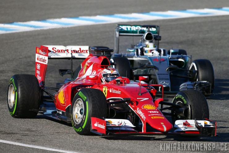 Formula One Winter Testing, Jerez