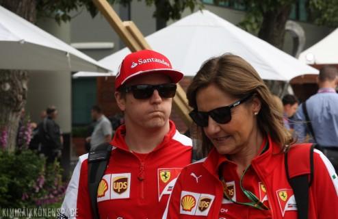 Australian Grand Prix, Melbourne 12 - 15 March 2015