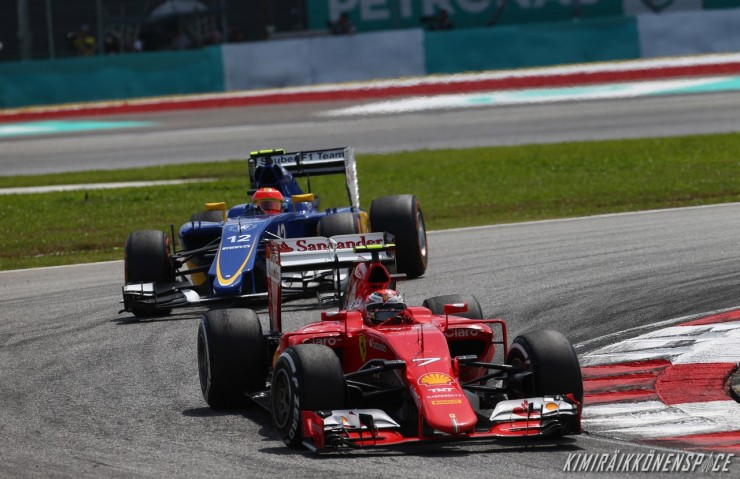 Malaysian Grand Prix, Sepang 26 - 29 March 2015