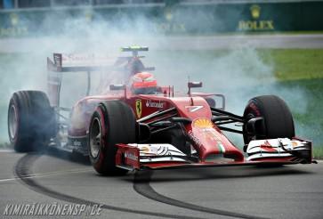 Canada GP 2014
