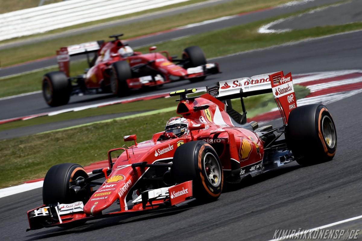 Allison: Raikkonen as fast as Vettel – KIMI RÄIKKÖNEN SPACE