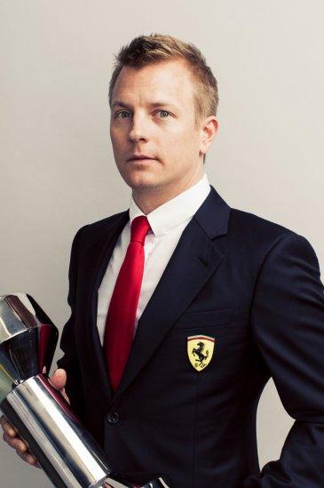 Kimi Raikkonen, Ambwoahsador of Sport, Finland Photos: Pasi Salminen