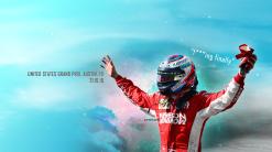 Kimi wins the 2018 United States Grand Prix