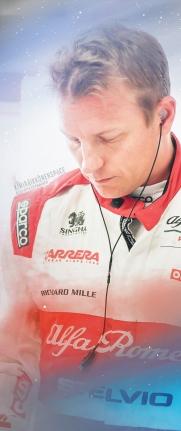 Mobile Kimi Raikkonen 2020 KRS wallpaper 2