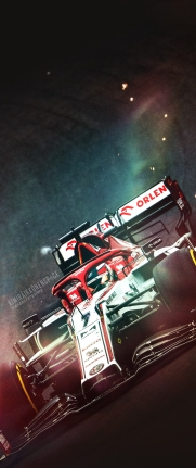 Mobile Kimi Raikkonen 2020 KRS wallpaper 4